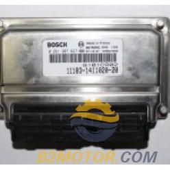 Блок управления двигателем (контроллер) ВАЗ 2104-10