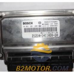 Блок управления двигателем (контроллер) ВАЗ 21183-20