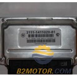 Блок управления двигателем (контроллер) ВАЗ 2111-81