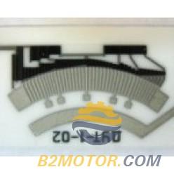Шкала датчика топлива ДУТ-1-20