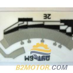 Шкала датчика топлива ДУТ-6М