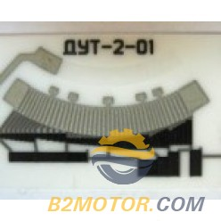 Шкала датчика топлива ДУТ-2-01