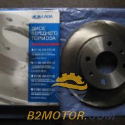 Тормозной диск ВАЗ 21 10
