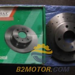 Тормозные диски ВАЗ 2110.118 (перфорация)