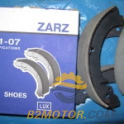 Тормозная колодка задняя ВАЗ 2101.07