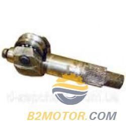 Вал сошки рулевого управления с роликом УАЗ 452, 469, 3160