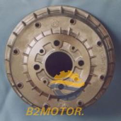 Барабан тормозной Волга (алюминиевый)