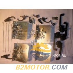 Замки дверей с ручками УАЗ 469 БАРС