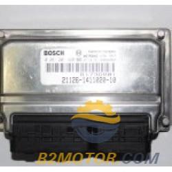 Блок управления двигателем (контроллер )ВАЗ 21230-40