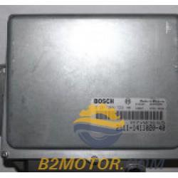 Блок управления двигателем (контроллер) ВАЗ 2111-40