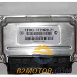 Блок управления двигателем (контроллер) ВАЗ 21114-31