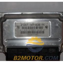 Блок управления двигателем (контроллер) ВАЗ 21067-11