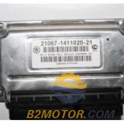Блок управления двигателем (контроллер) ВАЗ 11183-21