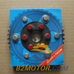Звезда на двигатель ВАЗ 2108-09.010