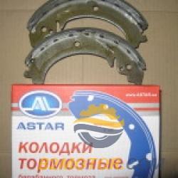 Тормозная колодка задняя ВАЗ 2101-07,НИВА