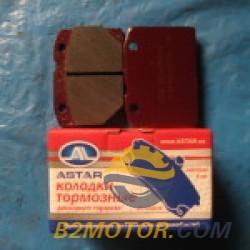 Тормозная колодка ВАЗ-2101.07